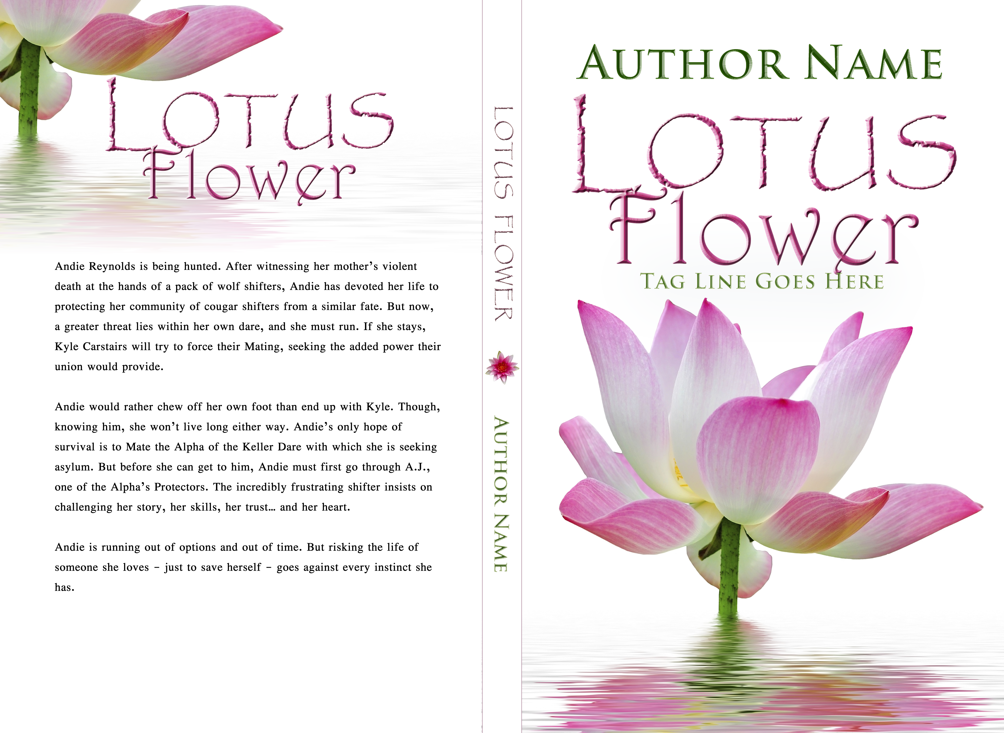 Lotusflowerfw Authors On A Dime